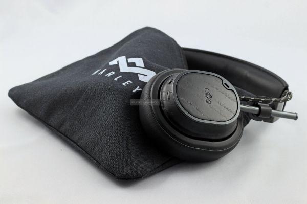 House of Marley Exodus ANC aktív zajzáras Bluetooth fejhallgató tok