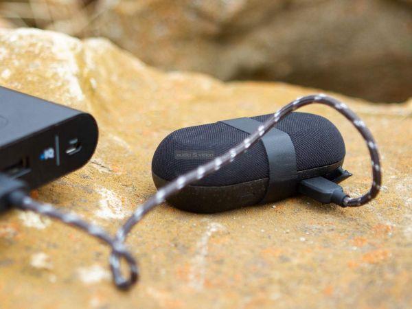 House of Marley Liberate Air TWS Bluetooth fülhallgató dokkoló