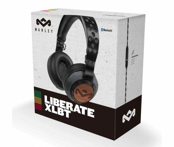 House of Marley Liberate XLBT EM-FH041 Bluetooth fejhallgató doboz