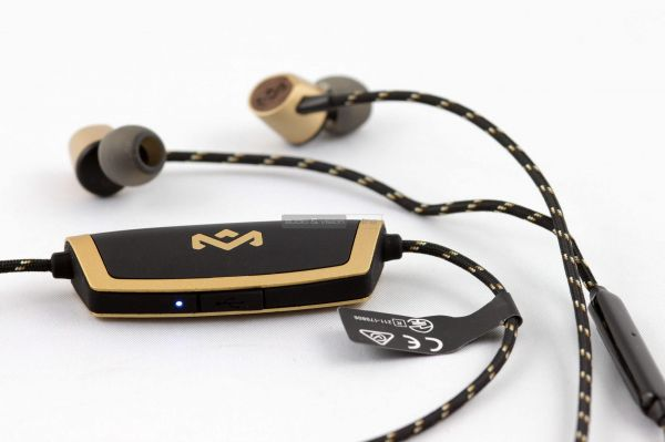House of Marley Uplift 2 Wireless Bluetooth fülhallgató