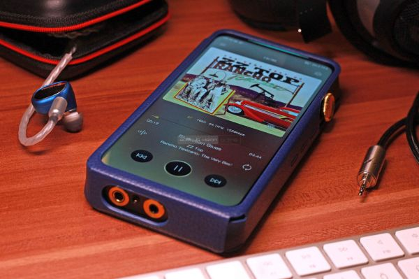 iBasso DX300 mobil zenelejátszó
