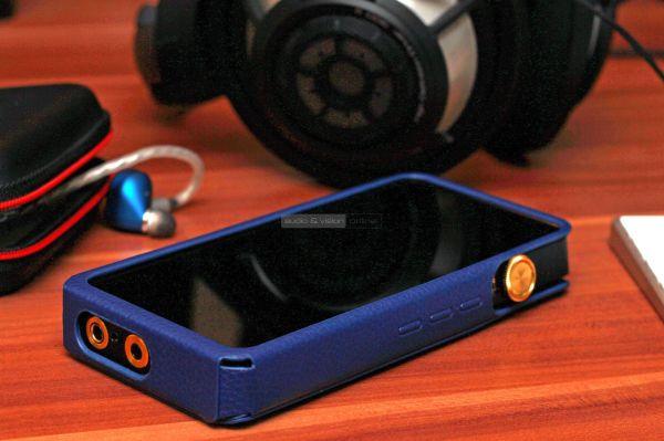 iBasso DX300 mobil zenelejátszó tok