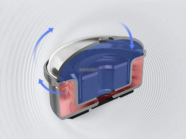 iBasso IT00 fülhallgató Dual Helmholtz Resonator