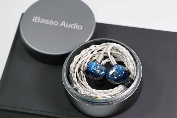 iBasso IT07 fülhallgató tok