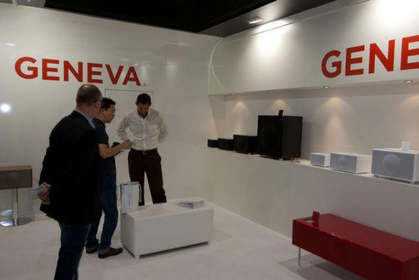 IFA2011 Geneva stand