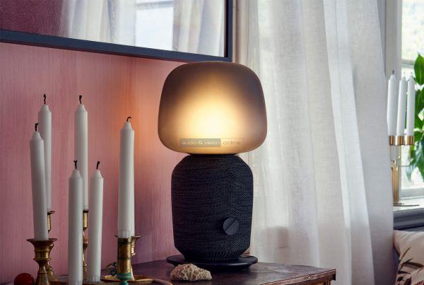 IKEA Symfonisk lámpa hangszóró
