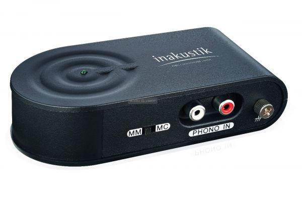 in-akustik Premium Phono Pre-Amp phono előerősítő