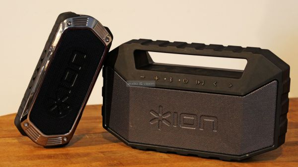 ION Audio Aquaboom és Plunge Bluetooth hangrendszerek