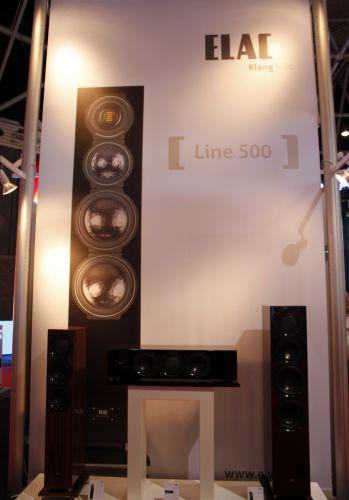 ISE 2013 ELAC FS 500-as sorozat
