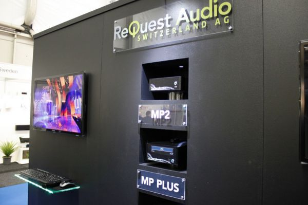 ISE 2013 ReQuest Audio