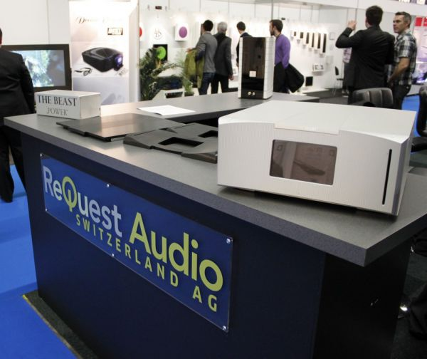 ISE 2013 ReQuest Audio Beast
