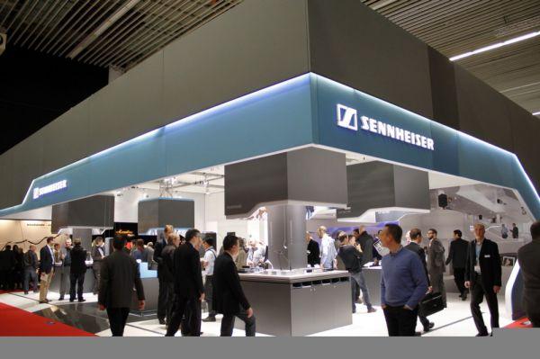 ISE 2013 Sennheiser