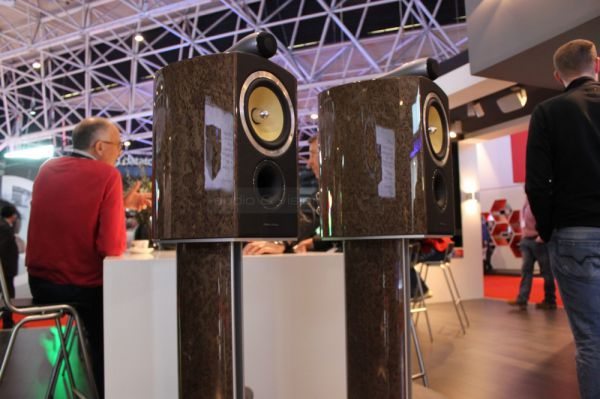 ISE 2014 Bowers Wilkins