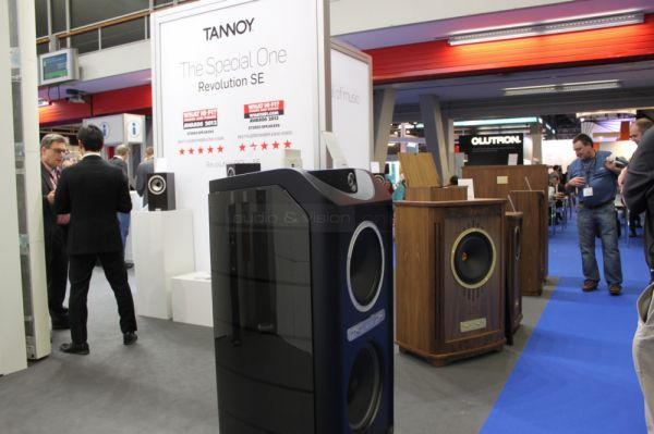 ISE 2014 Tannoy