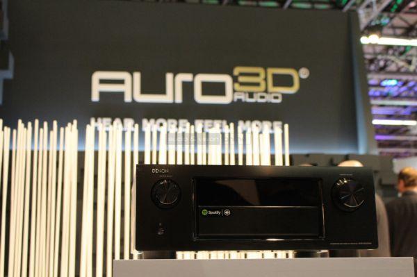 AURO-3D ISE 2015