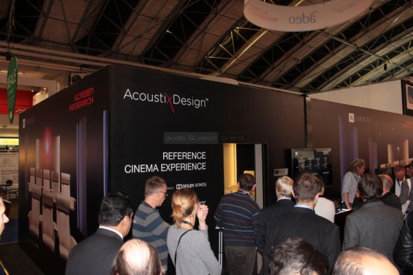 JBL Synthesis ISE 2015