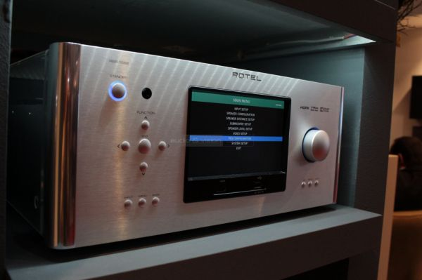 Rotel ISE 2015
