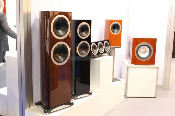 Tannoy ISE 2015