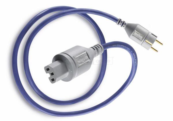 IsoTek EVO3 Premier tápkábel IEC C15 csatlakozóval