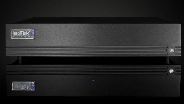 IsoTek EVO3 Solus hálózati elosztó és szűrő