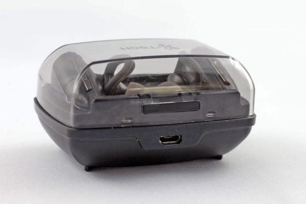 iTech FreeStereo Twins Bluetooth fülhallgató