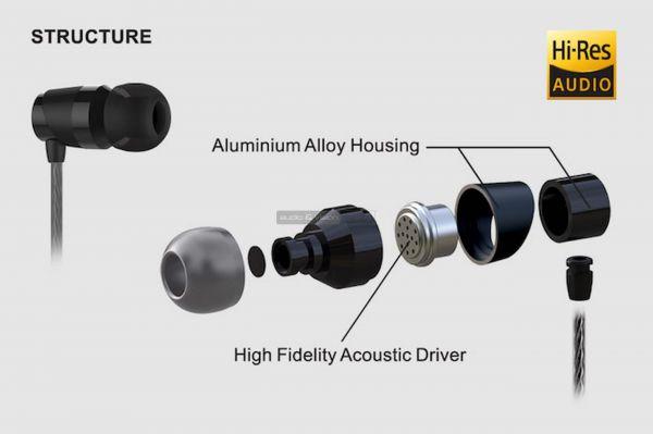 iTech ProStereo F4 fülhallgató