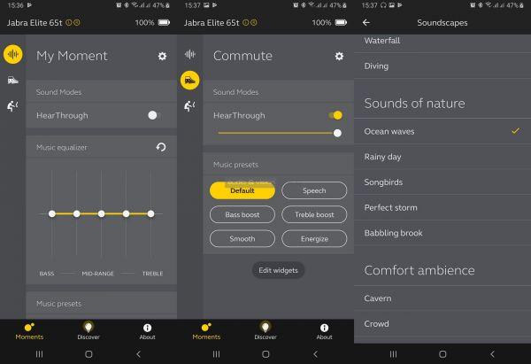 Jabra Elite 65t App