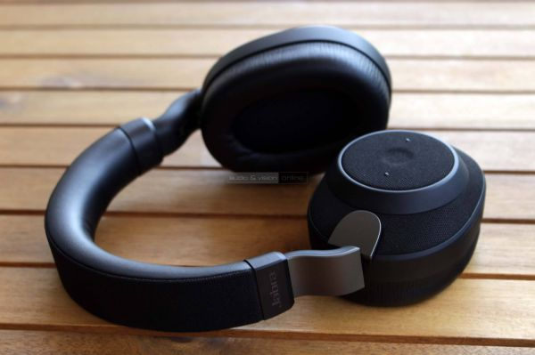 Jabra Elite 85h aktív zajzáras Bluetooth fejhallgató