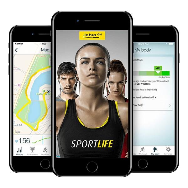 Jabra Sport App