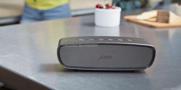 JAM Heavy Metal Bluetooth hangrendszer