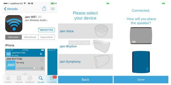 JAM multiroom App