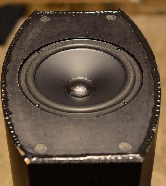 Jamo D 590 50th Anniversary Special Edition hangfal mélysugárzó