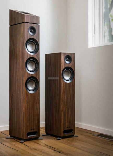 Jamo S 805 és S 809 hangfalak S 8 ATM Dolby Atmos hangszóróval