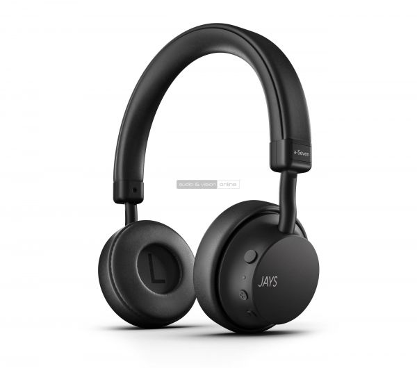 Jays a-Seven Wireless Bluetooth fejhallgató