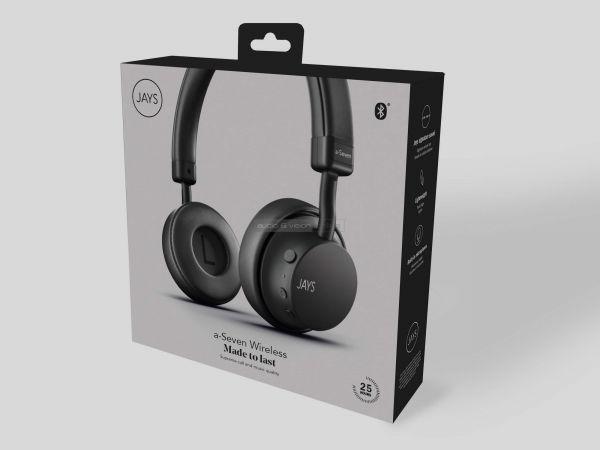 Jays a-Seven Wireless Bluetooth fejhallgató doboz