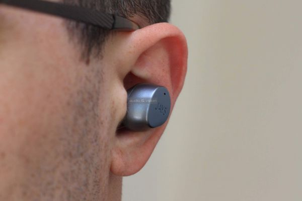 Jays m-Seven True Wireless Bluetooth fülhallgató