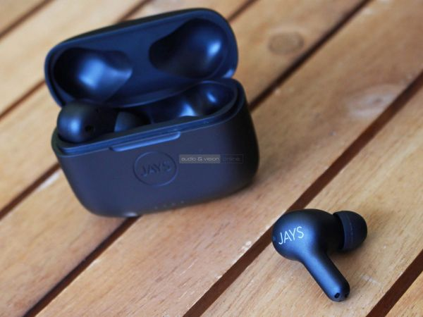 Jays t-Seven True Wireless Bluetooth fülhallgató