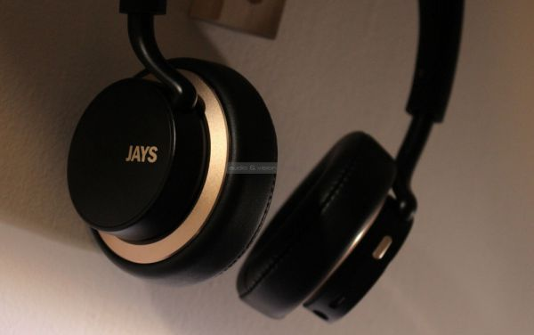 Jays u-JAYS Wireless Bluetooth fejhallgató