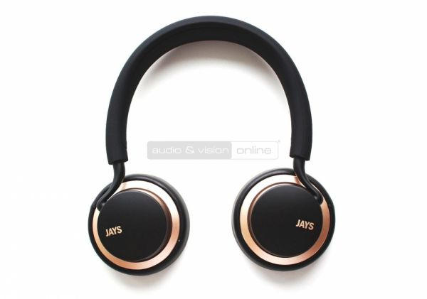Jays u-JAYS mobil hifi fejhallgató