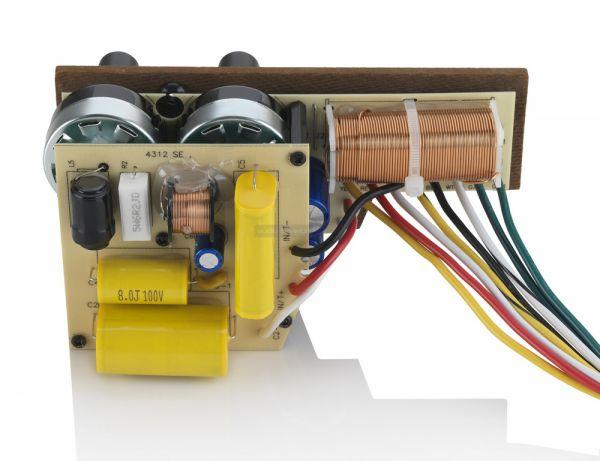 JBL 4312SE Studio Monitor SPL11 keresztváltó