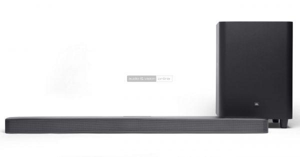 JBL Bar 5.1 Surround soundbar front