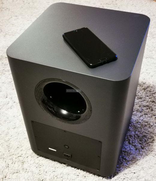 JBL Bar 9.1 Dolby Atmos soundbar mélyláda hátlap
