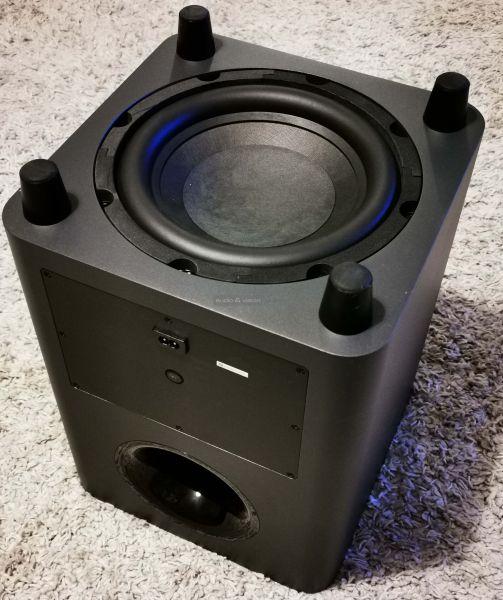 JBL Bar 9.1 Dolby Atmos soundbar mélyláda mélysugárzó