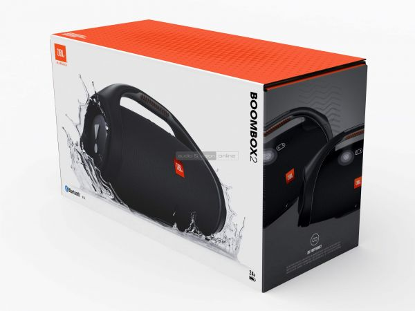 JBL Boombox 2 Bluetooth hangszóró doboz
