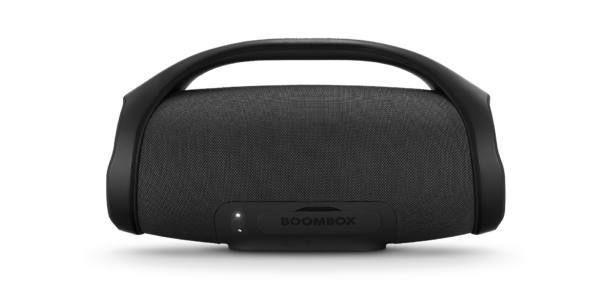 JBL Boombox Bluetooth hangszóró hátlap