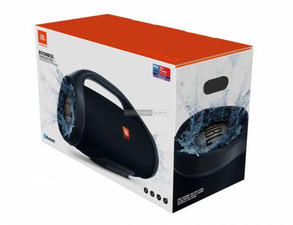 JBL Boombox Bluetooth hangszóró doboz