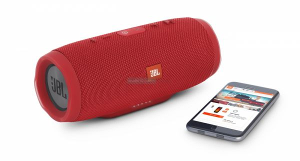JBL Charge 3 Bluetooth hangszóró