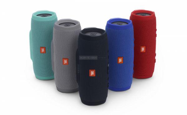 JBL Charge 3 Bluetooth hangszórók