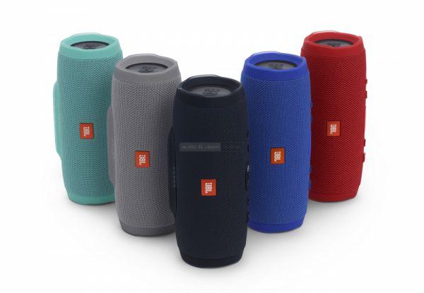 JBL Charge 3 vízálló Bluetooth hangrendszer