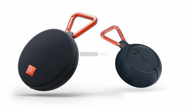 JBL Clip 2 vízálló Bluetooth hangszóró